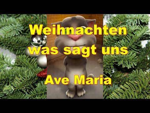 Ave Maria Heut' sind so viele ganz allein 🎄 Weihnachten Christmas Weihnachtslieder einmal anders 🎅
