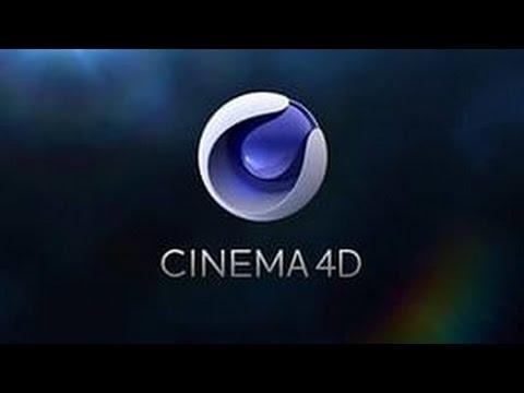 Cinema 4D   Как рисовать красивые надписи !  