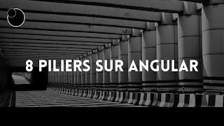 Miniature catégorie - Les 8 piliers pour devenir une machine sur Angular
