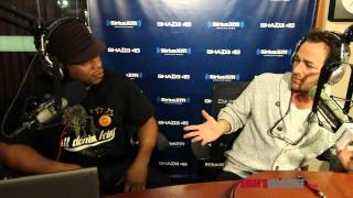 """Luke Perry Elaborates on his Role in """"Goodnight For Justice"""" on Sway in the Morning"""