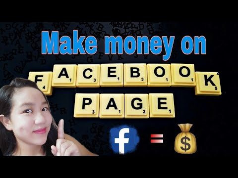 How To Make Money On Facebook Page? | By Mseuniverse