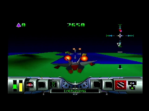 Cybermorph Review for the Atari Jaguar by Second Opinon Games