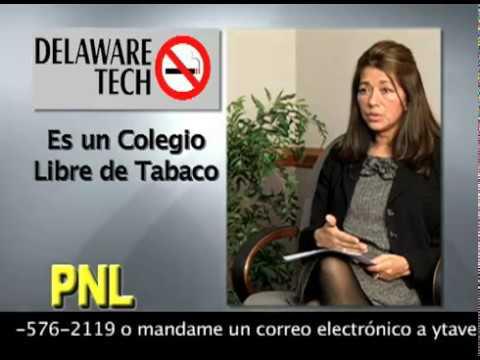 Primeras Noticias Locales- Delaware Technical & Community College- Un ambiente Libre de Tabaco