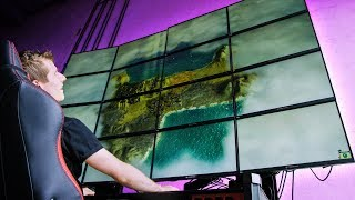 GAMING at 16K RESOLUTION?? - HOLY $H!T