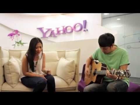 """Astrid Sartiasari, """"Mendua"""", Accoustic, Yahoo! Indonesia"""
