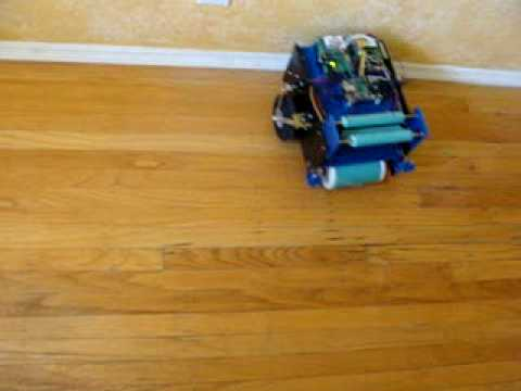 Man Made Machines, LLC: Cleaning Robot with area mapping bigger area
