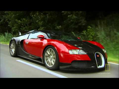 Nhà máy sản xuất siêu xe Bugatti