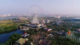 Asia Park - Công viên Châu Á   Trải nghiệm cảm giác hồi hộp mà vô cùng phấn khích tại Asia Park
