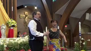 """""""A Little Priest"""" from Sweeney Todd at Opera at Florham"""