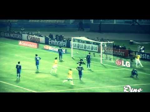"""Neymar 2011 HD """"The Child Prodigy"""" New Player Of Real Madrid  By Deno"""