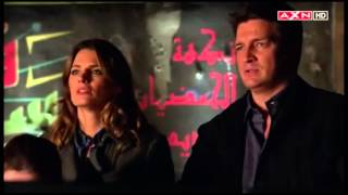"Castle.7x09.""El Ultimo Héroe de Acción""- Esto es Horrible."