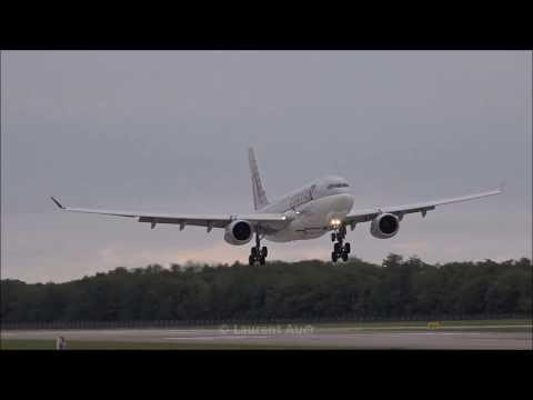 EuroAirport Basel-Mulhouse-Freiburg (12.08.2017) with An-26!!