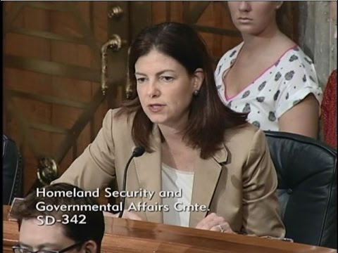 Ayotte Encourages Problem Solving at Homeland Security and Government Affairs Committee Hearing