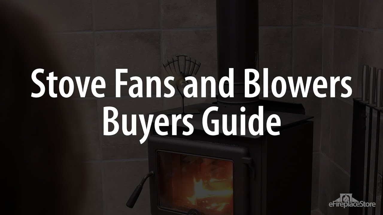 The 1 Wood Stove Fan Blower Store 19 Fans You Must See