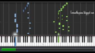 (How to Play) Pacman Theme (Intro) on Piano (50%)