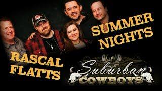 SUMMER NIGHTS - Rascal Flatts (Live Cover) - Hannah K Watson