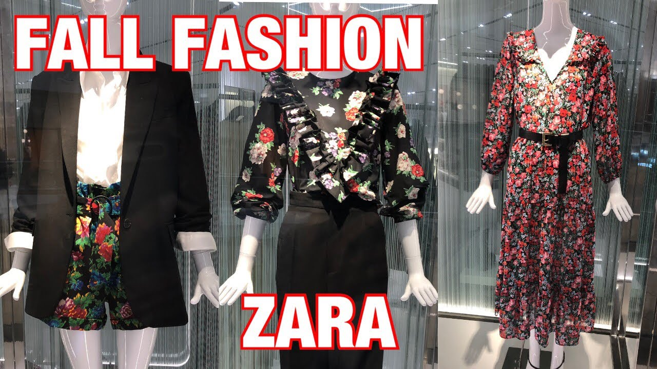 [VIDEO] - ZARA IN SEPTEMBER FALL/AUTUM  FASHION COLLECTION 2019 6