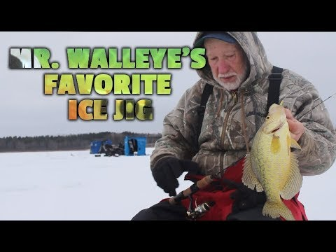 Gary Roach's Favorite Crappie jig Plus Small Lake Crappie Tips
