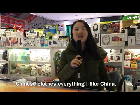 What Do Chinese People Like About China?