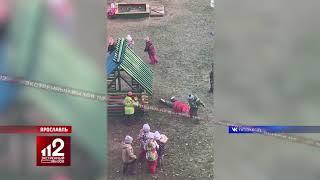 """""""Недетские разборки"""" в детском саду. Видео!"""