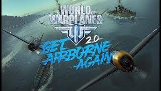 World of Warplanes 2 - Gra zrobiona od nowa :)