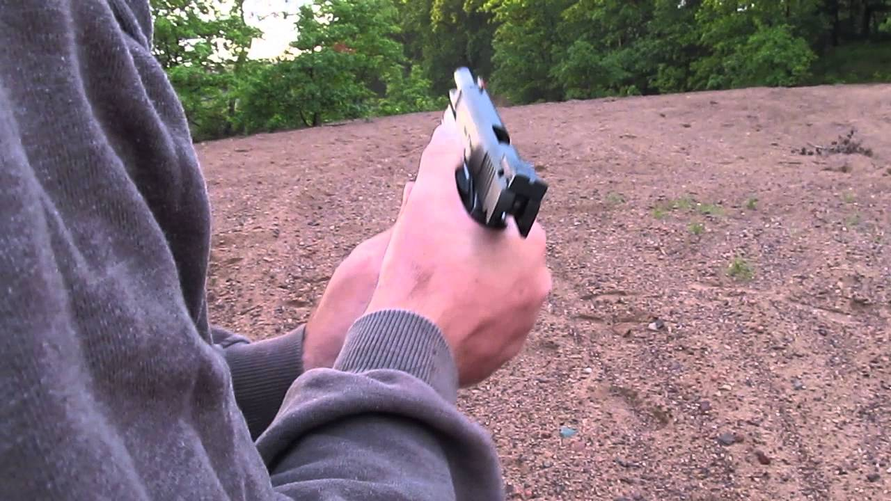 Running the Para Ordnance P14-45 double stack 1911