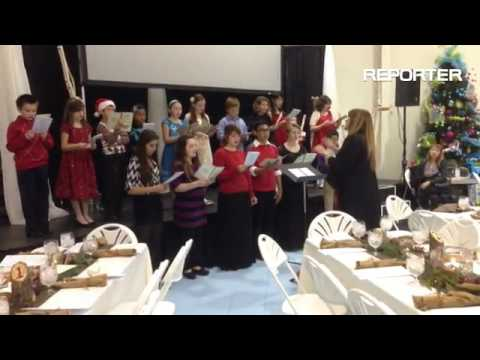#Vacaville Christian Schools students sing #Christmas favorites at the annual Vacaville  #FestivalOf