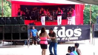 Los atrevidos de la cumbia desde jalapa de Díaz