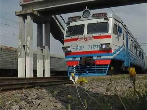 Из Харькова в Красный Лиман пустили модернизированную электричку