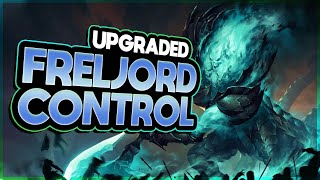 Freljord Budget Control NOW WITH MORE POWER! | Legends of Runeterra | League of Legends Card Game