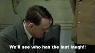 Hitler goes crazy after Chelsea defeat Bayern Munich in the Champions League Final [HD].wmv