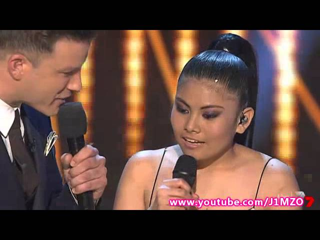 WINNER ANNOUNCEMENT - The X Factor Australia 2014 Grand Final Live Decider & Winner's Single