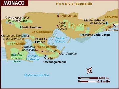 Le Monde De La Francophonie: Monaco