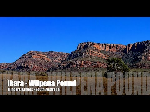 Wilpena Pound (Ikara) - Flinders Ranges - South Australian Outback