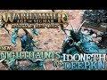 Warhammer: Age of Sigmar 2nd Edition Battle Report - Idoneth Deepkin vs. Nighthaunts