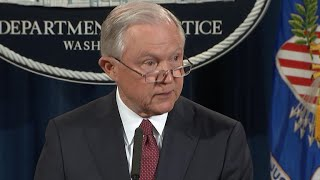 Jeff Sessions announces plan to end DACA program