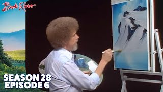 Bob Ross - Glacier Lake (Season 28 Episode 6)