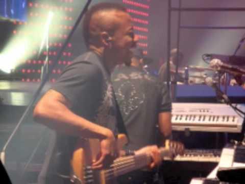 ethan farmer on bass