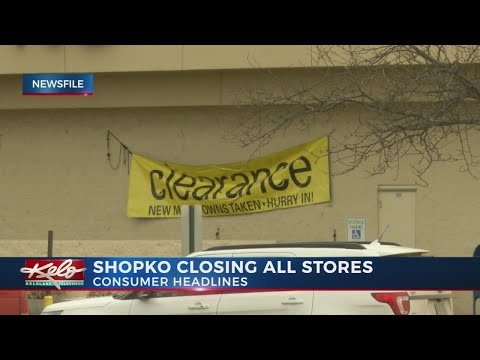 Shopko Closing All Stores, Including Hometown Locations
