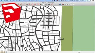 Speed-Building an Entire CITY on SketchUp - Part 2