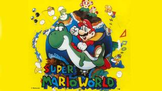 Super Mario World OST: 1-24 Sub Castle Clear Fanfare