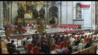 Msza św. z Bazyliki św. Piotra w Watykanie