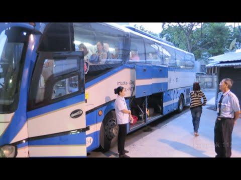 Bangkok to Pattaya by Bus 2015 - 119 Baht