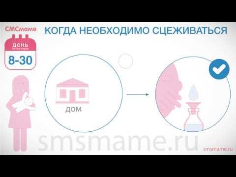 8-30 день(2) Новорожденный сцеживание, как хранить молоко, как кормить сцеженным молоком