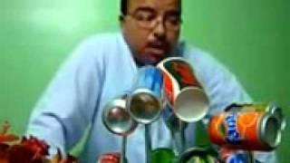 محمد باكوس مرشحا للرئاسة مسخرة جدا