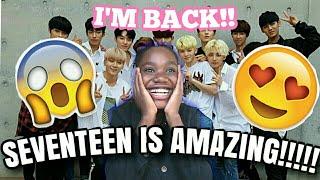 [M/V] SEVENTEEN(세븐틴) - 박수(CLAP)REACTION!!+HARRY STYLES KIWI video , BEDROOM FLOOR REACTION!!?