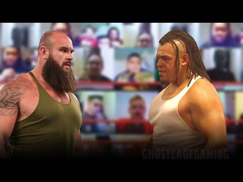 Download WWE - Braun Strowman vs Dabba Kato | Wwe Match 2021