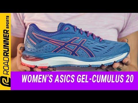 Women's ASICS GEL-Cumulus 20 | Fit Expert Review - YouTube