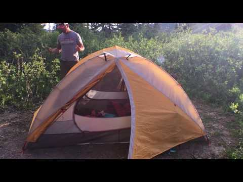 Bound For Adventure - Review Of The REI Half Dome 2 Plus Tent. We Love This Tent