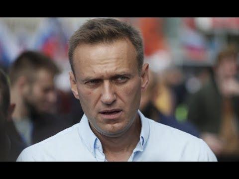 ФБК Навального под следствием. СК возбудил дело об отмывании ФБК Навального 1 млрд руб.